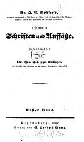 Gesammelte Schriften und Aufsätze: Band 1