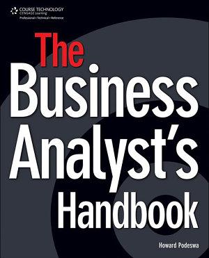 The Business Analyst s Handbook