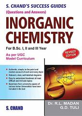 S.Chands Success Guide (Q&A) Inorganic Chemistry