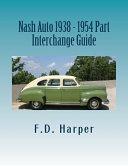 Nash Auto 1938 - 1954 Part Interchange Guide