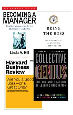 Be a Great Boss  The Hill Collection  4 Items