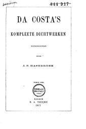 Da Costa's kompleete dichtwerken: Volume 4