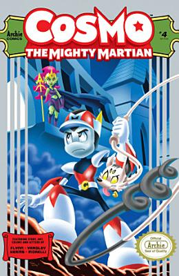 Cosmo the Mighty Martian  4