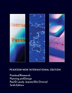 Practical Research  Pearson New International Edition Book