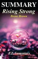 Summary Rising Strong Book PDF