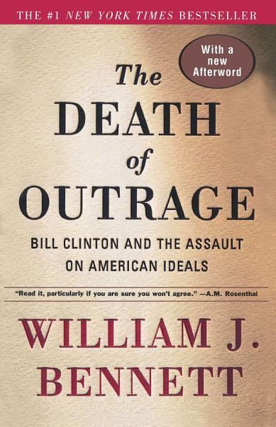 Download The Death of Outrage Book