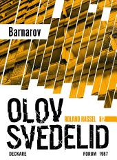 Barnarov: En Roland Hassel-thriller