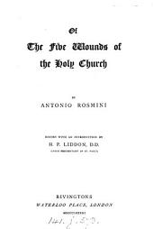 Of the Five Wounds of the Holy Church