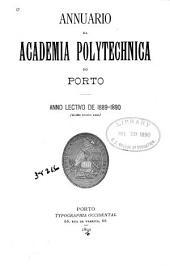 Annuario da Academia polytechnica do Porto