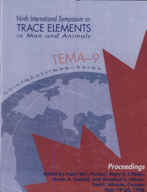 Trace Elements in Man and Animals  9 PDF