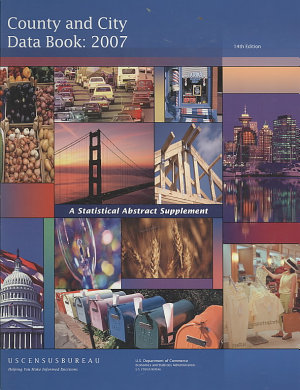 County and City Data Book 2007 PDF