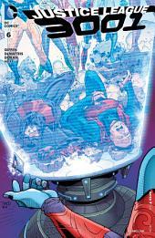 Justice League 3001 (2015-) #6