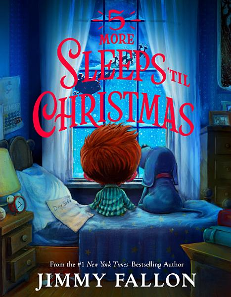 Download 5 More Sleeps    til Christmas Book