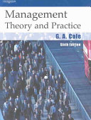 Management Theory and Practice PDF