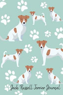 Jack Russell Terrier Journal  Cute Dog Breed Journal Lined Paper PDF