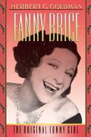 Fanny Brice PDF