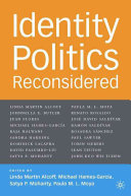 Identity Politics Reconsidered PDF