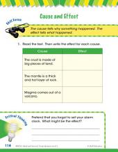 Read & Succeed Comprehension Level 1: Cause and Effect Passages and Questions