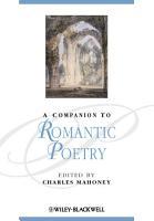 A Companion to Romantic Poetry PDF