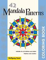 42 Mandala Patterns Coloring Book