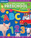 My Big Wipe Clean  Preschool ABC 123 PDF