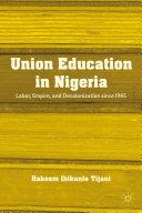 Union Education in Nigeria