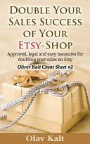 Double Your Sales Success of Your Etsy Shop