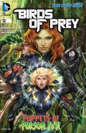 Birds of Prey (2011-) #12