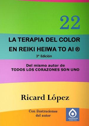La terapia del color en Reiki Heiwa to Ai