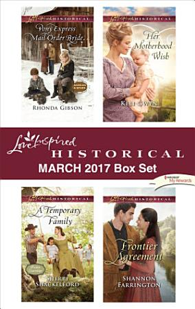 Love Inspired Historical March 2017 Box Set PDF