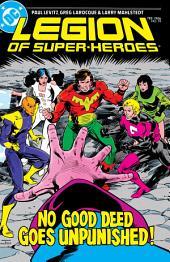Legion of Super-Heroes (1984-) #19