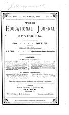 The Educational Journal of Virginia PDF