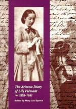 The Arizona Diary of Lily FrŽmont, 1878-1881