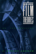The Major Film Theories