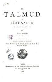 Le Talmud de Jérusalem: Volume11