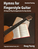 Hymns for Fingerstyle Guitar PDF