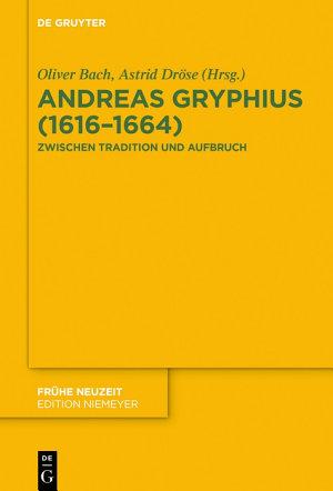 Andreas Gryphius  1616   1664  PDF