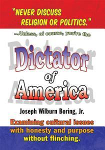Dictator of America Book