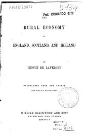 The Rural Economy of England, Scotland and Ireland