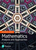 Mathematics Analysis and Approaches for the IB Diploma Higher Level
