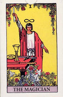 Pocket Rider Waite Tarot Deck