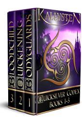QuickSilver Codex -: Books 1-3