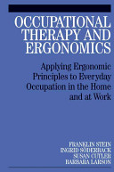 Occupational Therapy and Ergonomics