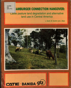 The Hamburger Connection Hangover  Cattle  Pasture Land Degradation and Alternative Land Use in Central America