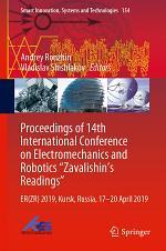 "Proceedings of 14th International Conference on Electromechanics and Robotics ""Zavalishin's Readings"""