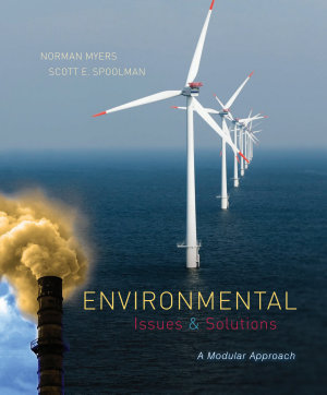 Environmental Issues and Solutions  A Modular Approach