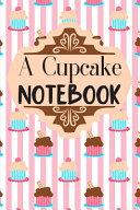 A Cupcake Notebook
