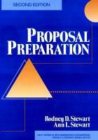 Proposal Preparation PDF