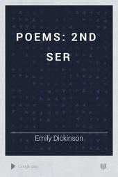 Poems: 2nd ser