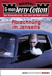 Jerry Cotton - Folge 3044: Abrechnung im Jenseits